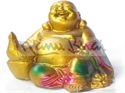 Picture of Laughing Buddha Sitting