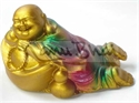 Picture of Laughing Buddha on Egg