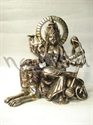 Picture of Durga Sitting on Lion