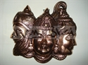 Picture of Brahma Vishnu Mahesh Face