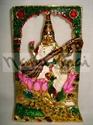 Picture of Saraswati Frame Meena Gold