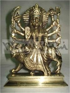 Picture of Durga  Lion Ashirwad
