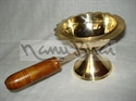 Picture of Dhoopdan Wooden Handle