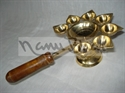 Picture of Arti 7 Batti Wooden Handle