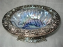 Picture of Bowl Roses Glass