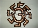 Picture of Om 8 Swastik
