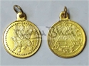 Picture of Durga Bisa Yantra Locket