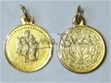 Picture of Radha Krishna Katyani Yantra Locket
