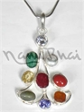 Picture of Navratna 2 Hockey Pendant