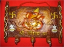 Picture of Key Hanger Modern Ganesh Farman