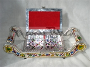 Picture of Dry Fruit Box Handle Rath Meena