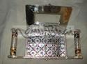 Picture of Dry Fruit Box Rath Transparent Cap Meena