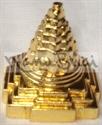 Picture of Meru Shri Yantra Gold Plated