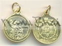 Picture of Baglamukhi Yantra Locket