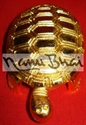 Picture of Tortoise with Yantra Gold Plated