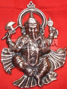 Picture of Ganesh Dancing Dhoti