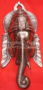 Picture of Ganesh Face Big Ears Mukut